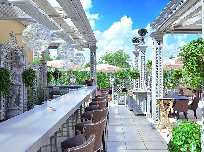 Фото №5 - 7 ресторанов Москвы с самой красивой верандой