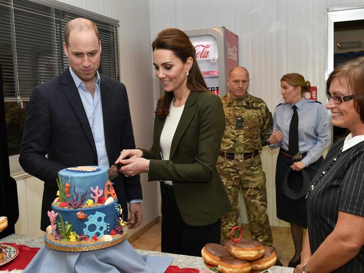 Фото №2 - Самая раздражающая привычка принца Уильяма: версия герцогини Кейт
