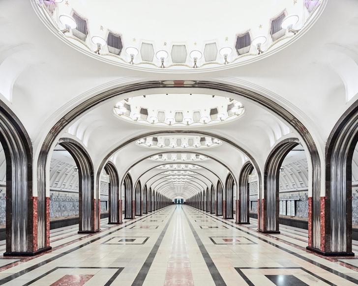 Фото №1 - Музей Москвы запускает цикл экскурсий по метро