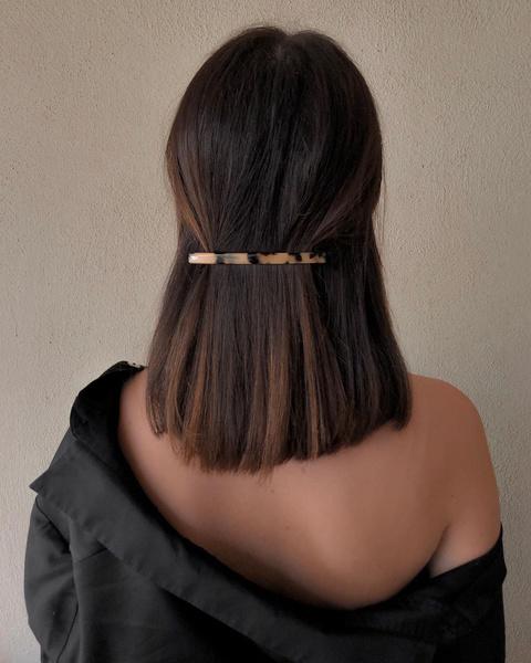 Фото №7 - 10 вариантов укладок для прямых волос