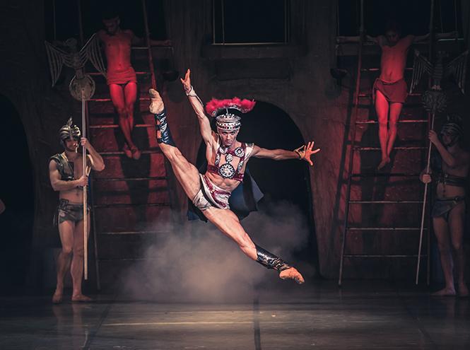 Фото №4 - Николай Чевычелов: «Если балет сводится к технике – упускается суть спектакля»