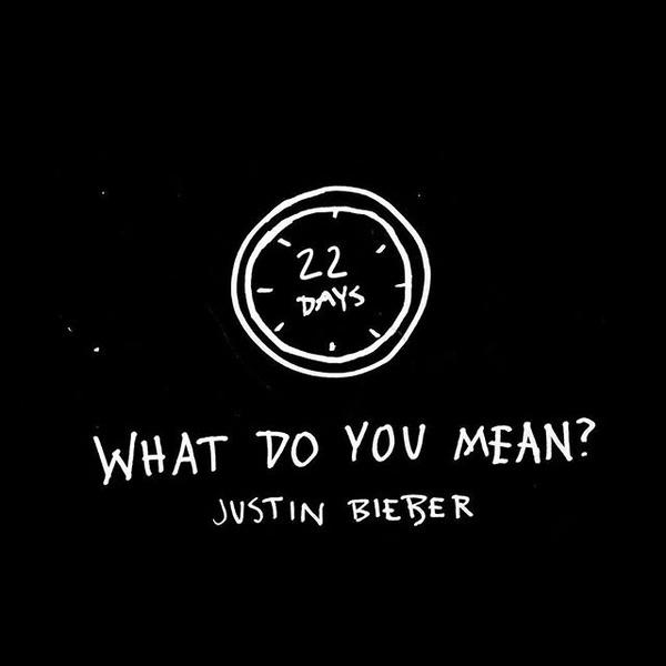 Фото №13 - Трек Бибера What Do You Mean еще не вышел, но уже бьет рекорды