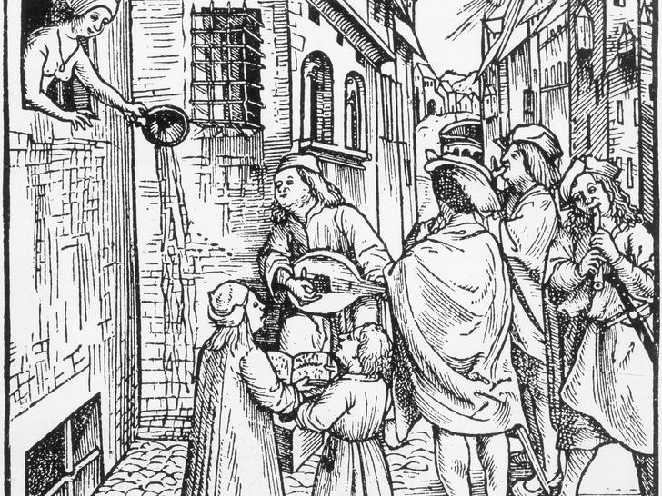 Фото №5 - Темные времена: самые жуткие правила гигиены Средневековья