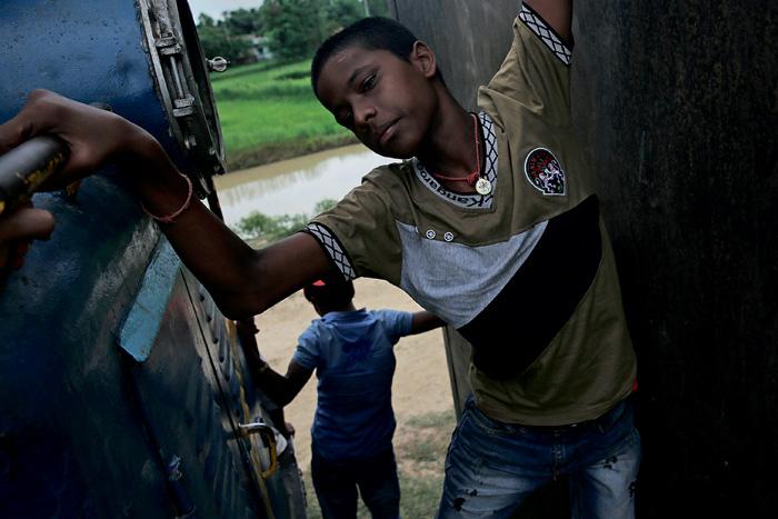 Фото №9 - Прибытие поезда: фоторепортаж из Непала
