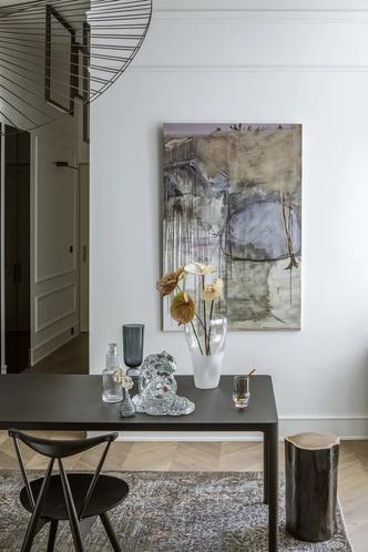 Фото №4 - Элегантная небрежность: квартира 54 м² в Варшаве