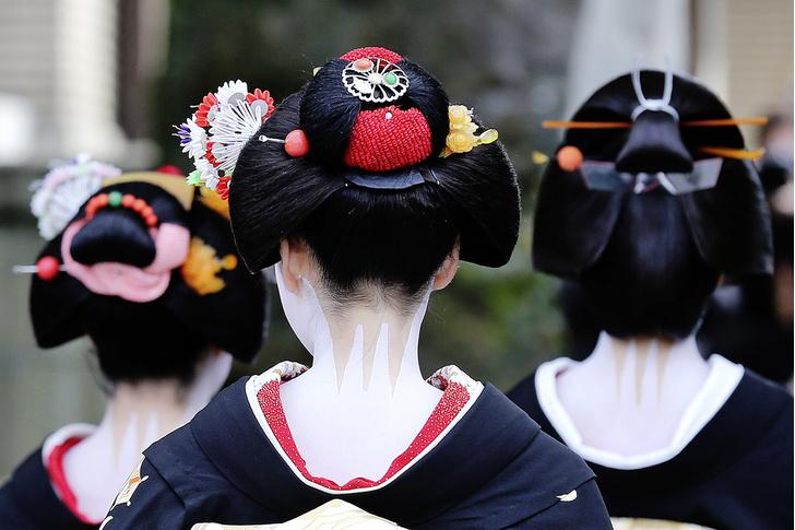 Фото №4 - Рабочий момент: под сенью сакуры в цвету