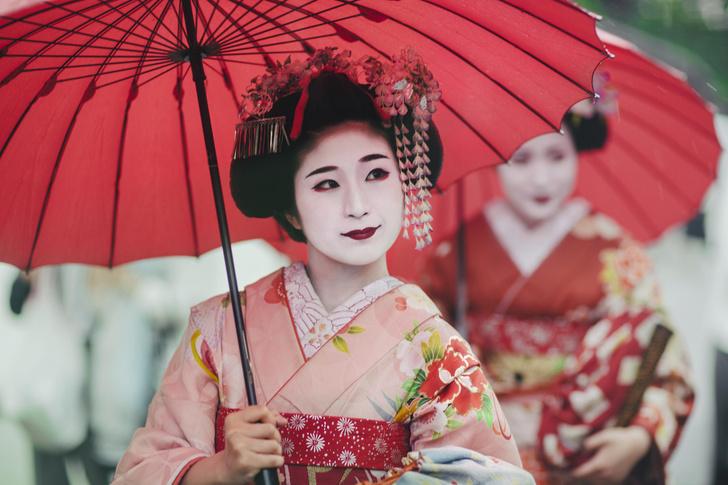 Фото №1 - Удивительные секс-традиции Древней Японии