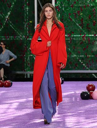 Фото №34 - Неделя Высокой моды в Париже: Dior Couture AW2015/16