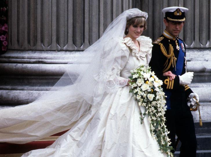 Фото №1 - Брачный конфуз: как Диана забыла о годовщине собственной свадьбы