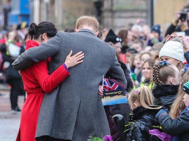 Фото №8 - Почему принц Гарри будет «альфа-отцом»: наблюдения эксперта по языку тела