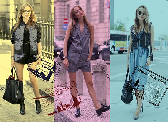 Фото №1 - Стильные образы Сони Есьман с Недель моды