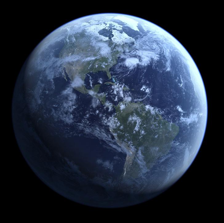 Фото №1 - Жизнь на Земле зародилась на 300 млн лет раньше, чем считалось