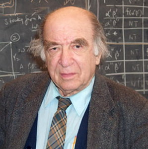 Фото №1 - Умер старейший нобелевский лауреат