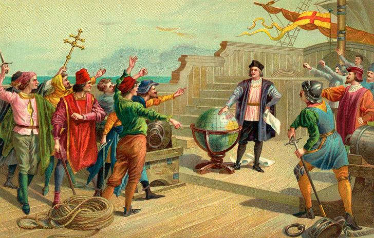 Фото №1 - Письмо Колумба об открытии Америки продали с аукциона