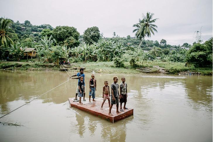 Фото №3 - Океания: столицы и лица