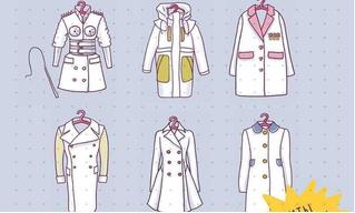 7 моделей белых пальто для 7 типов интернет-д'Артаньянов