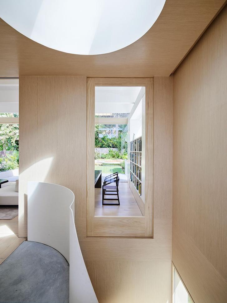Фото №8 - Светлый дом с панорамными окнами на побережье Австралии