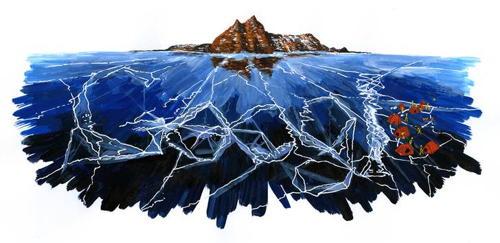Фото №27 - «Дудл для Google — 2015»: 30 лучших рисунков