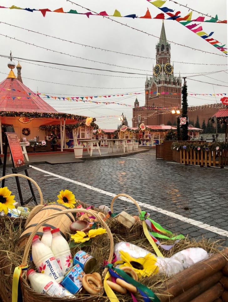 Фото №3 - Роскачество угостит блинами на Красной площади