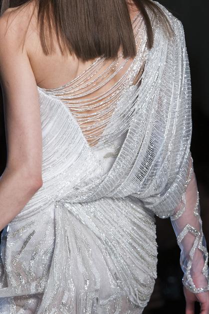 Кутюрная коллекция Atelier Versace, весна-лето 2014