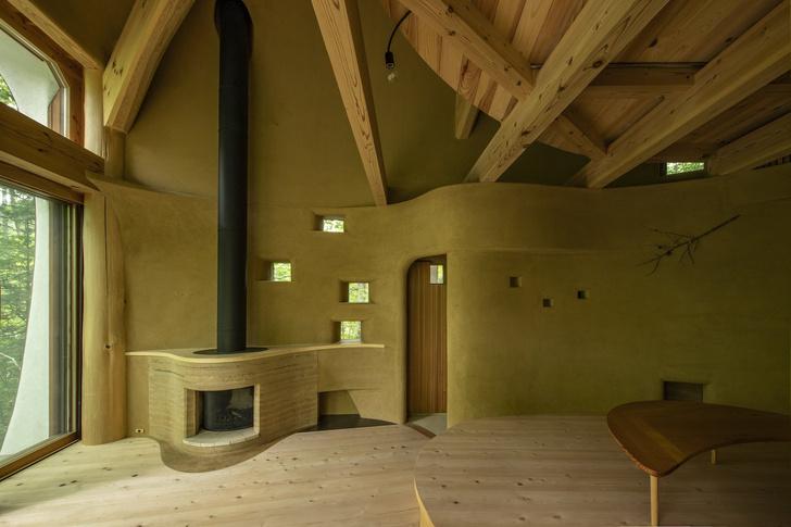Фото №6 - Летний дом в японском лесу