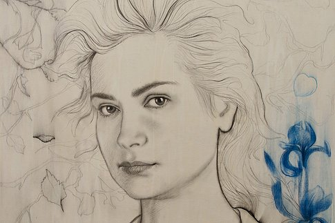 Фото №1 - Как русские женщины вдохновляют художников?