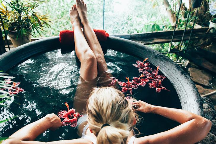 Фото №1 - Не просто спа: как моются в разных странах мира