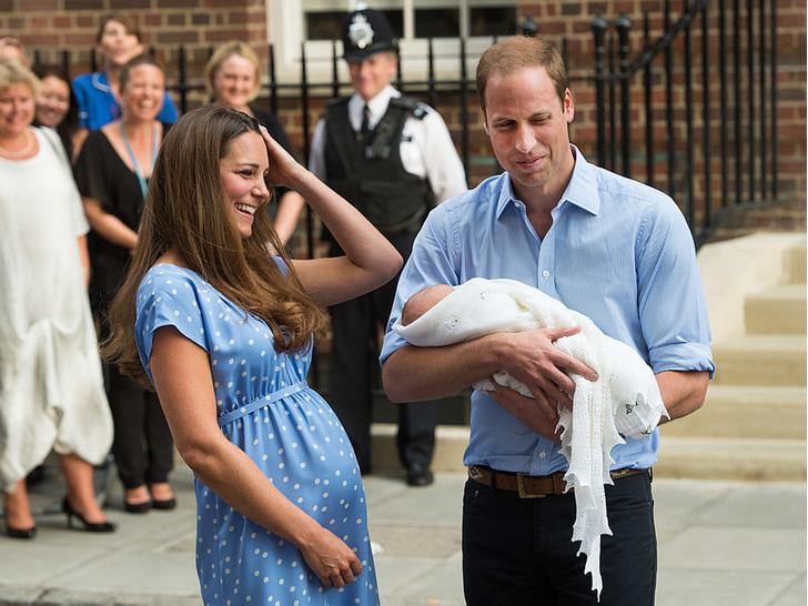 Фото №6 - Почему Кембриджские не хотели сообщать королевской семье о первой беременности Кейт