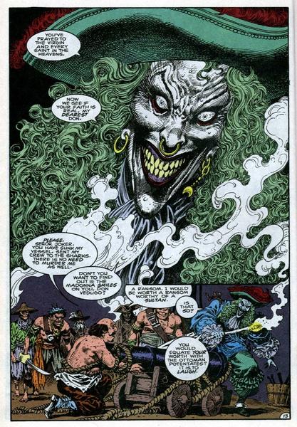 Фото №4 - Топ-7 безумных версий Джокера, о которых ты могла не знать