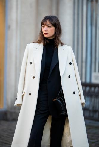 Фото №6 - С чем носить черный пиджак: 8 нескучных идей