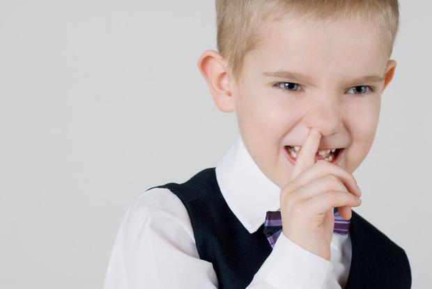 вредные детские привычки