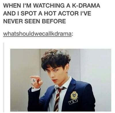 Фото №8 - 25 угарных мемов, которые поймут только фанаты корейских дорам