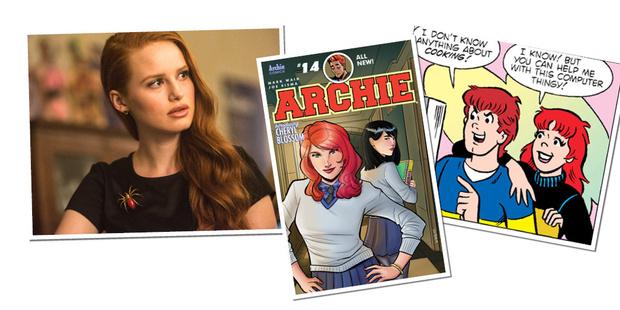 Фото №6 - «Ривердэйл» VS комиксы «Арчи»: must read для всех фанатов сериала!