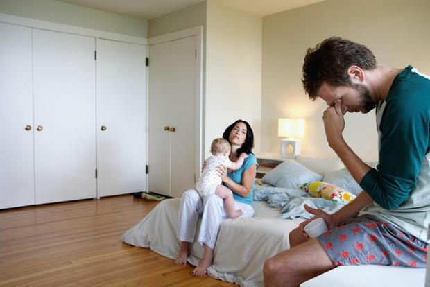 Фото №2 - Почему мужчины сбегают от жен после рождения детей