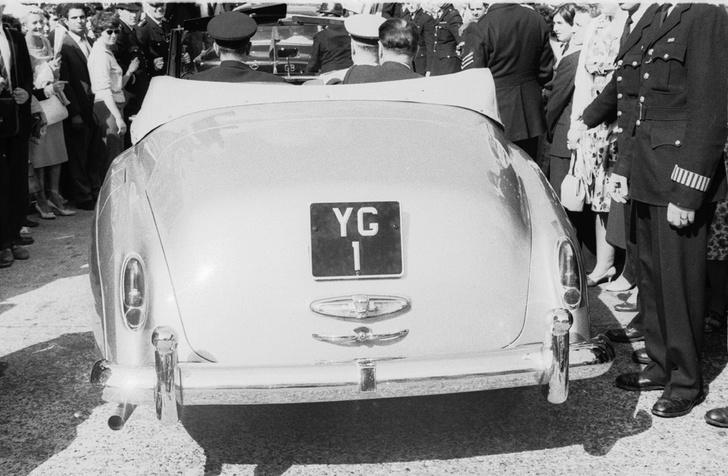 Фото №3 - Что в номере тебе моем: краткая история автомобильных регистрационных знаков