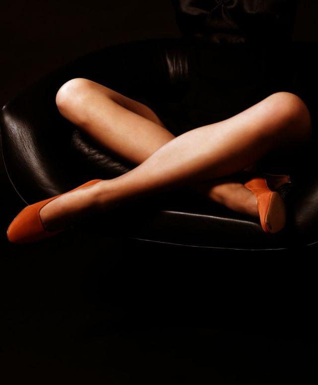 Фото №7 - Язык женских ног: определи характер девушки по тому, как она сидит