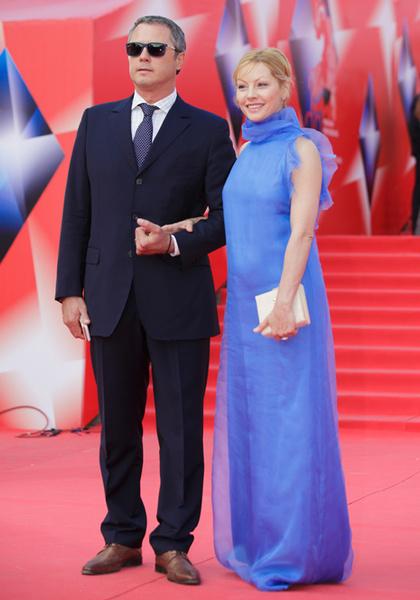 Фото №11 - Закрытие ММКФ-2016: самые интересные пары на красной ковровой дорожке