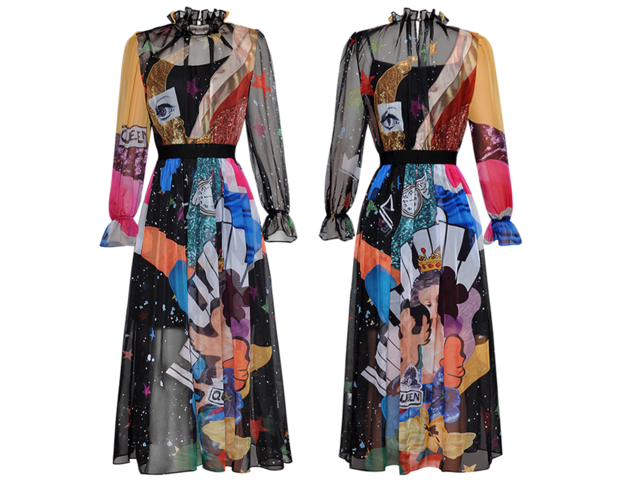 Фото №10 - Есть идея: 10 платьев для твоего выпускного с Aliexpress