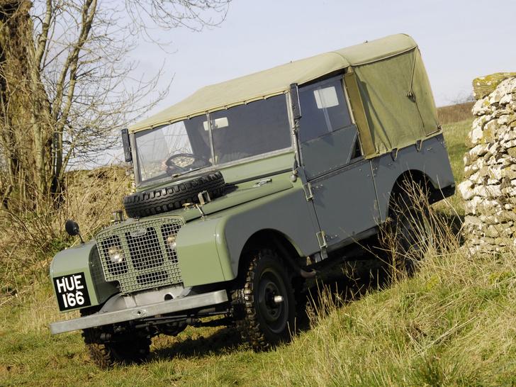 Фото №4 - Шесть удивительных фактов об автомобилях Land Rover