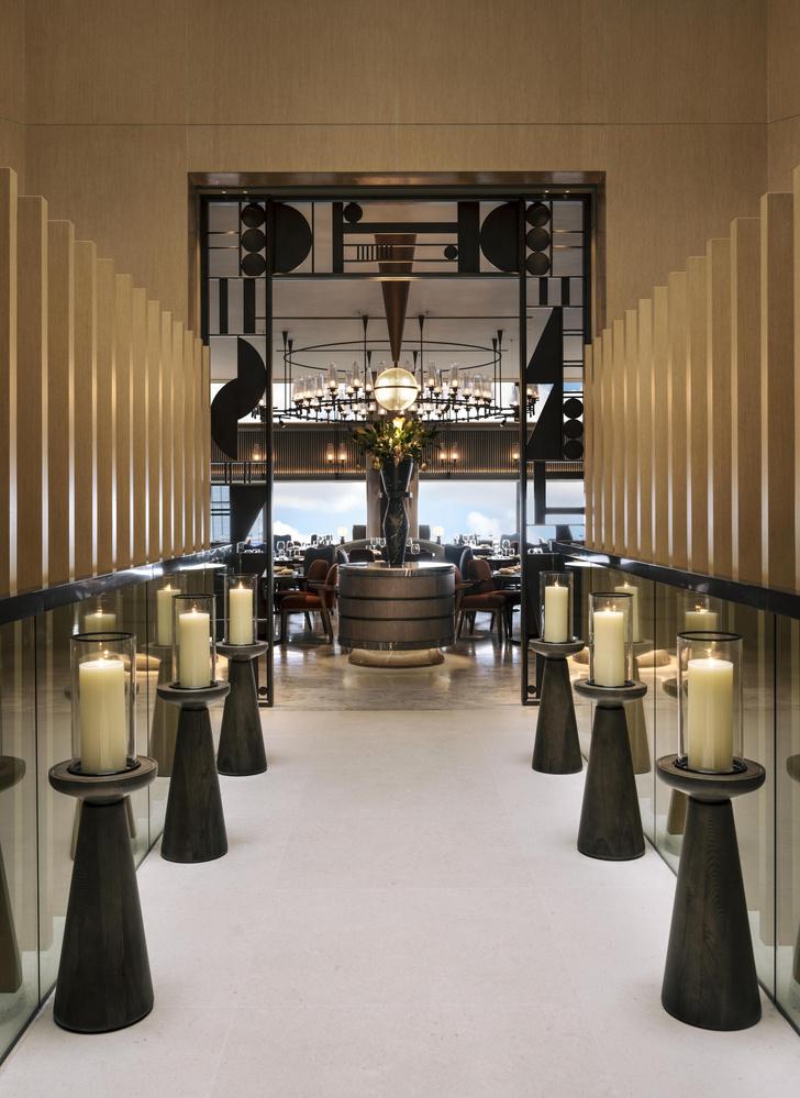 Фото №2 - Salisterra: новый ресторан по дизайну Андре Фу в Гонконге