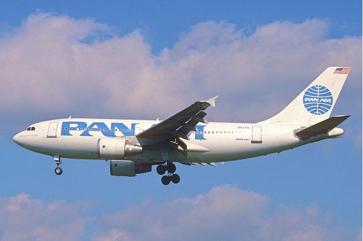 Фото №6 - Цвета в небе: зачем, как и в какие цвета красят самолеты
