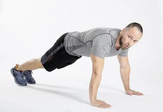 Фото №1 - Как привести себя в форму за два месяца при помощи семи упражнений