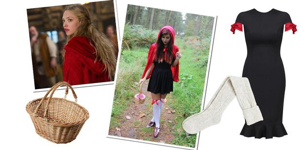 Фото №10 - Для Хэллоуина тебе понадобится только одно платье! Не веришь? Смотри