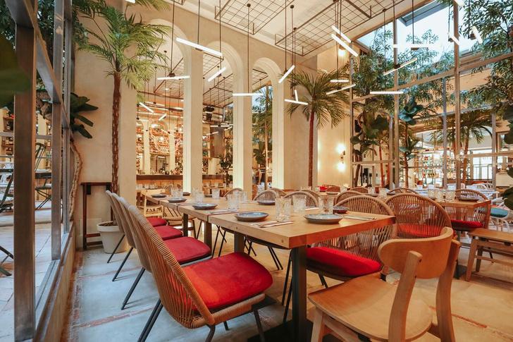 Фото №1 - Ресторан Alboroto в Мадриде