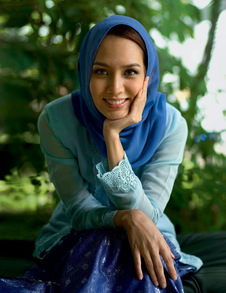 Фото №1 - Мисс мира: Малайзия. Светлый лик
