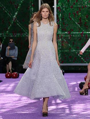 Фото №15 - Неделя Высокой моды в Париже: Dior Couture AW2015/16