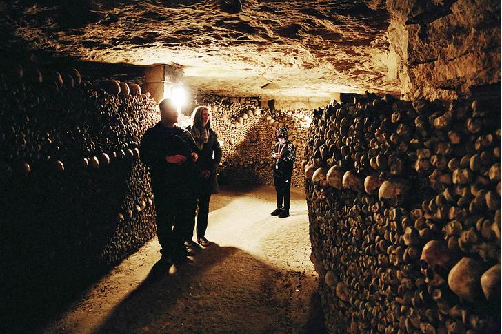 Фото №5 - Глубина свободы: катакомбы Парижа