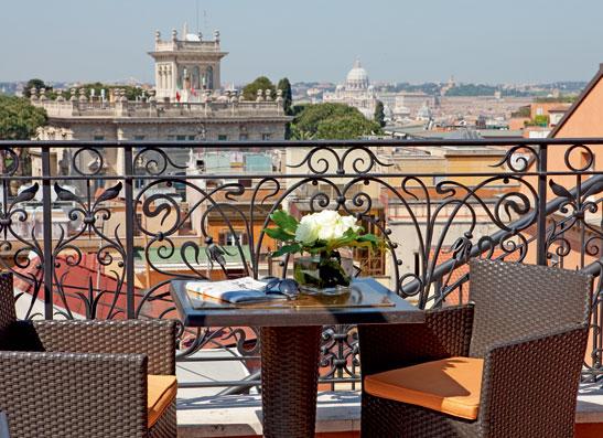 Фото №1 - Рим для мечтателей