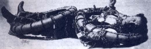 Фото №4 - Гарри Гудини — покоритель оков