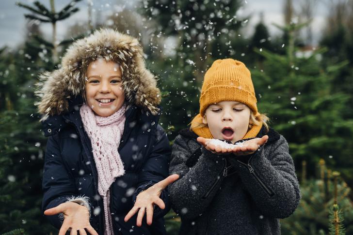 Фото №1 - При какой температуре за окном лучше не идти гулять с детьми